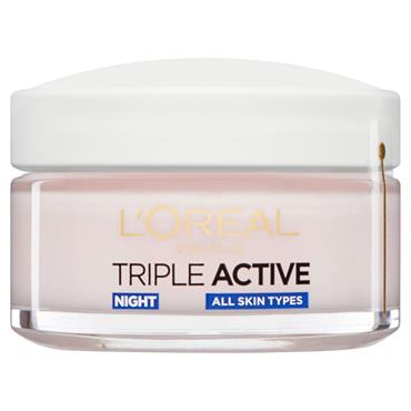 LOREAL T/ACTIVE NIGHT CREAM
