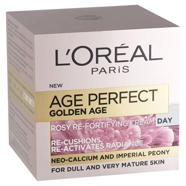LOREAL AGE/PERF GOLD ROSY DAY