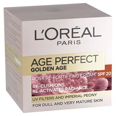 LOREAL AGE PERFECT GOLDEN AGE SPF P