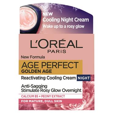 LOREAL AGE PERFECT GOLDEN AGE NIGHT