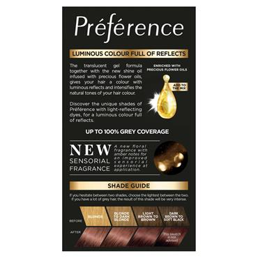 PREFERENCE ROSE GOLDS CHOC ROSE 5.2
