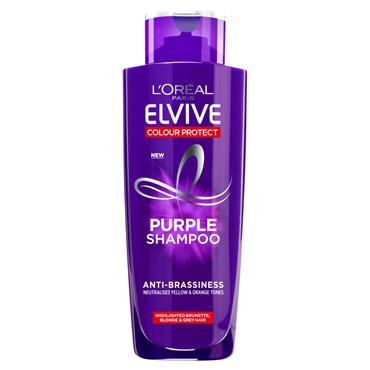 LOREAL ELVIVE COLOUR PROTECT PURPLE SHAMPOO