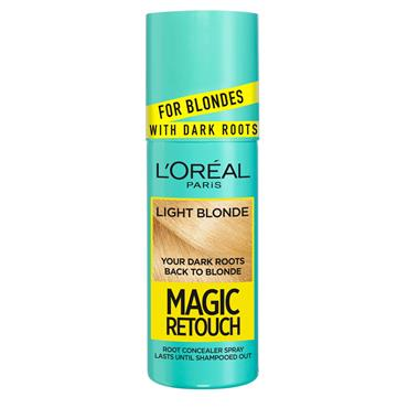 LOREAL MAGIC TOUCH LIGHT BLONDE FOR