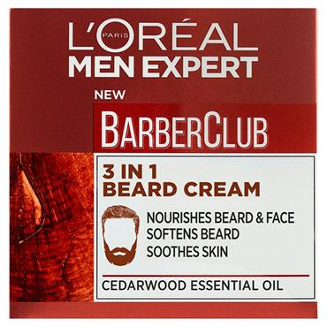 LOREAL MEN EXTRA BARBER CLUB 3 IN 1