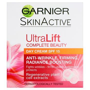 GARNIER ULTRA-LIFT DAY CREAM SPF15