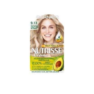 NUTRISSE NATURAL LIGHT ASH BLONDE 9.13