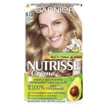 GARNIER NUTRISSE CREME 8.132 PEARL