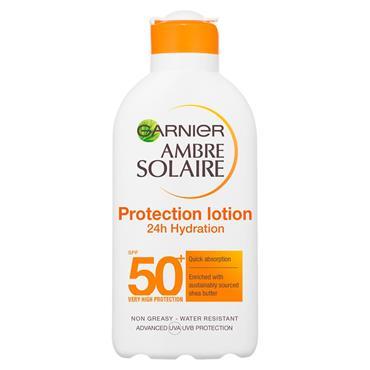 GARNIER AMBRE SOLAIRE LOTION SPF50 200ML