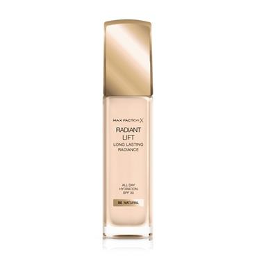 MAX FACTOR RADIANT LIFT FOUNDATION 50 NATURAL