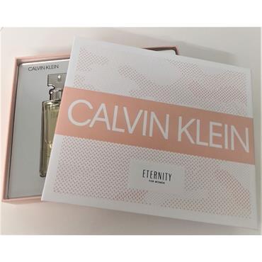 CALVIN KLEIN ETERNITY FOR WOMEN 100ML EDP GIFTSET