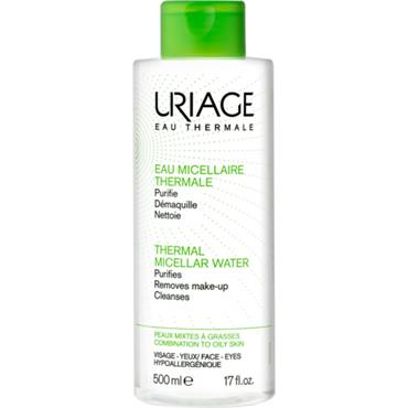 URIAGE THERMAL MICELLAR WATER COMBINATION/OILY SKIN 250ML