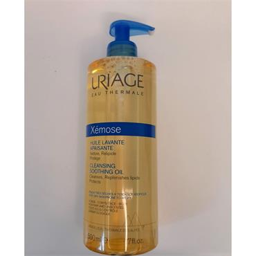 URIAGE XEMOSE CLEANSING OIL 500ML