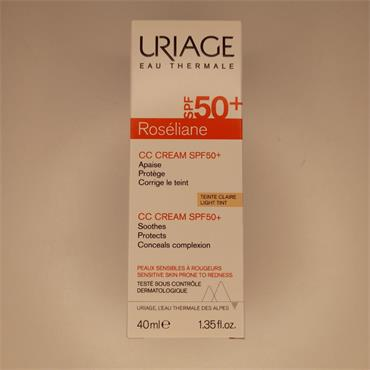 URIAGE ROSELIANE CC CREAM SPF50+