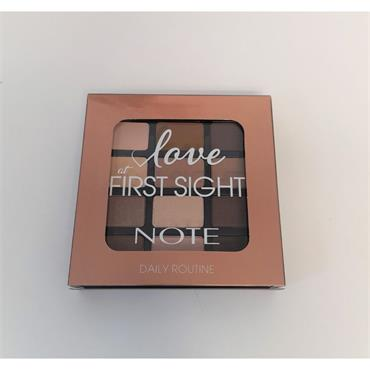 NOTE EYE PALETTE 201 DAILY ROUTINE