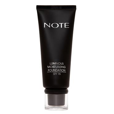 NOTE LUMINOUS MOISTURISING FOUNDATI