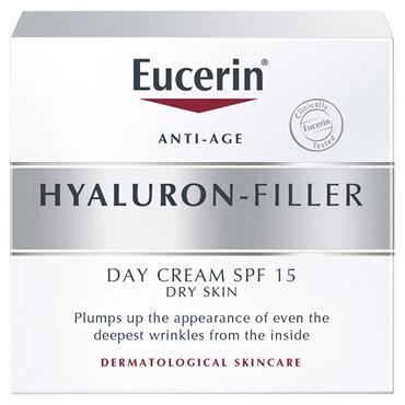 EUCERIN HYALURON FILLER DAY CREAM SPF15 50ML