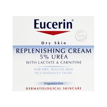 EUCERIN UREA REPAIR 5% CREAM 75ML JAR