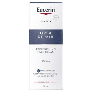 EUCERIN UREA REPAIR FACE CREAM DAY