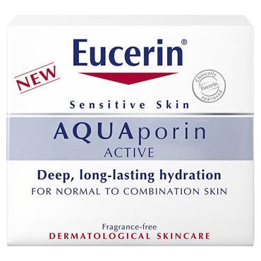 EUCERIN AQUAPORIN ACTIVE NORMAL/COMBINATION CREAM 50ML