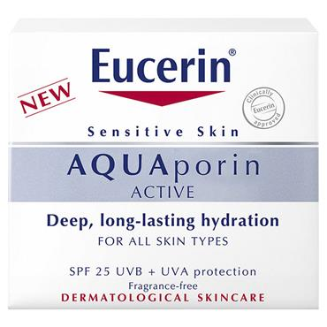 EUCERIN AQUAPORIN SPF25 ALL SKIN TY