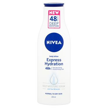 NIVEA BODY EXPRESS HYDRATION LOTION