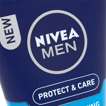 NIVEA MEN DEEP CLEAN FACE WASH