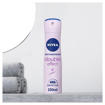 NIVEA DOUBLE EFFECT ANTI PERSPIRANT