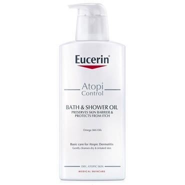 EUCERIN ATO CONTROL BATH/SHOWER OIL 400ML