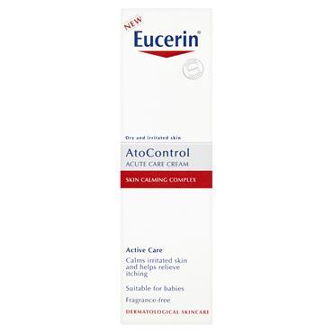 EUCERIN ATOCONTROL ACUTE CARE CREAM 40ML