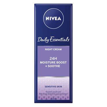 NIVEA DAILY ESSENTIAL SENSITIVE NIG
