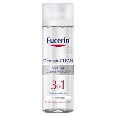 EUCERIN DERMATO CLEAN MICELLAR WATE