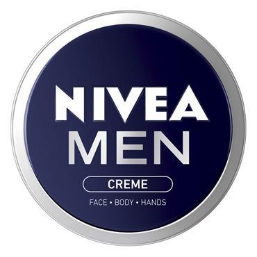 NIVEA MEN CR?ME TIN FACEBODY & HAND