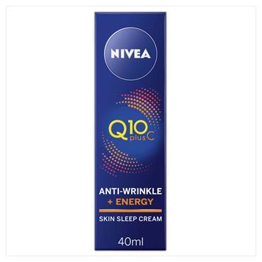 NIVEA Q10+ VIT C SLEEP CREAM