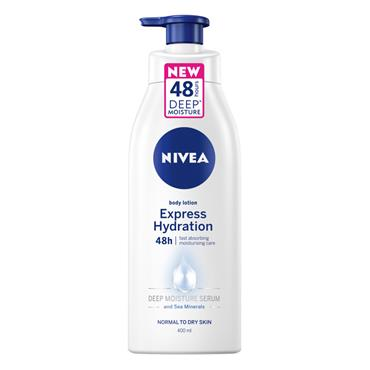 NIVEA EXPRESS LOTION 400ML