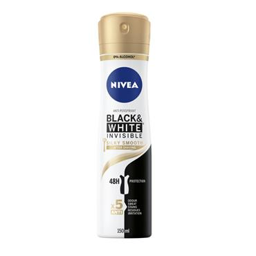 NIVEA B AND W INVISIBLE SMOOTH