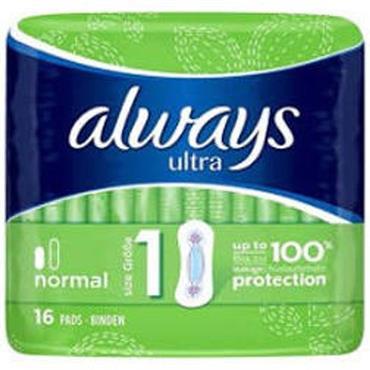 ALWAYS ULTRA NORMAL 16S