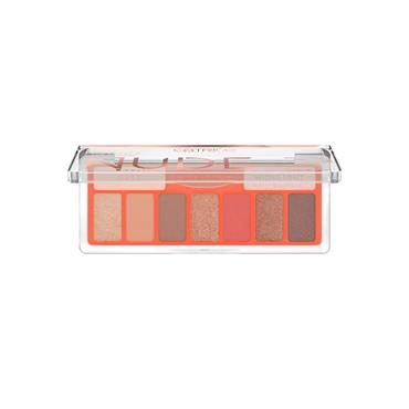 CATR. NUDE COLL EYESH/PAL CORAL