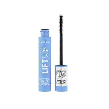 CATR. LIFT UP VOL & LIFT LASH WP BLACK