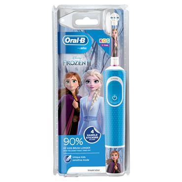 ORAL B KIDS FROZEN RECHARGEABLE TOOTHBRUSH