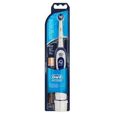 ORAL B PRO EXPERT BATTERY HANDLE TOOTHBRUSH