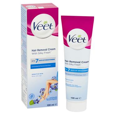 VEET HAIR REMOVAL CREAM WITH ALMOND