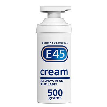 E45 CREAM PUMP