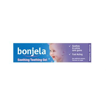 BONJELA TEETHING GEL SUGAR FREE