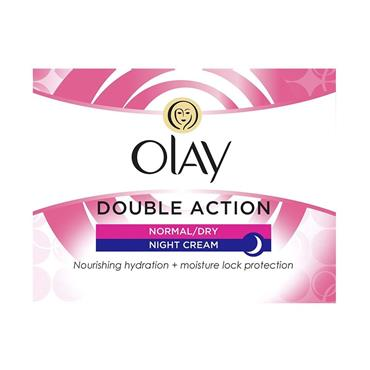 OLAY DOUBLE ACTION NIGHT
