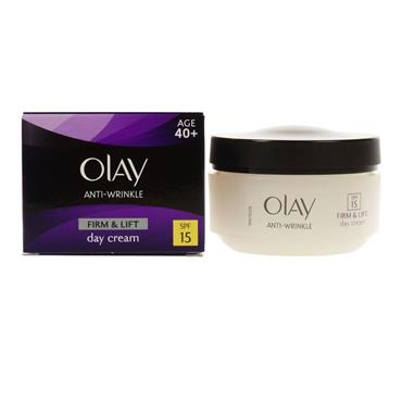 OLAY ANTI WRINKLE FIRM AND LIFT DAY SPF15