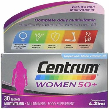 CENTRUM WOMEN 50+ 30S