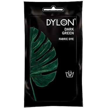 DYLON HAND DYE SACHET DARK GREEN 09