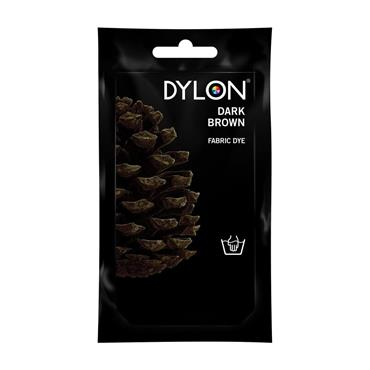 DYLON HAND DYE SACHET DARK BROWN 11