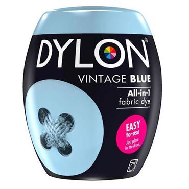DYLON POD VINTAGE BLUE MACHINE DYE