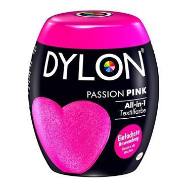 DYLON POD PASSION PINK MACHINE DYE